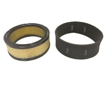Air Filter & Pre Filter Set, Replaces John Deere Ride On Mower Part M47494, For Kohler Engines